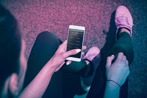 Training aufzeichnen mit dem Handy